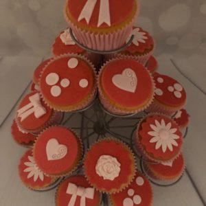 Cupcake Hartje