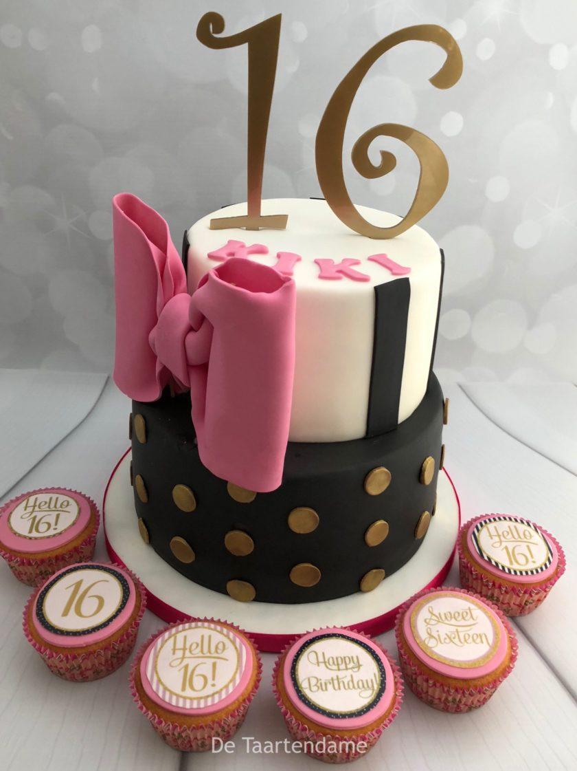 sweet16 taart