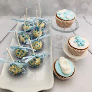 cakepops babychower