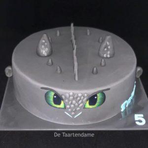 Tandloos taart
