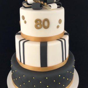 stijlvolle taart