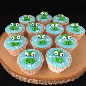 Kroko Cupcake