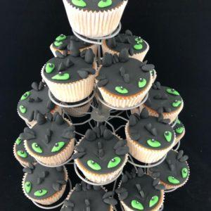Tandloos cupcake