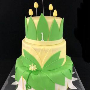 Tiana taart
