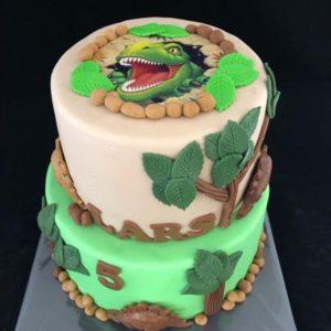 Tirex taart