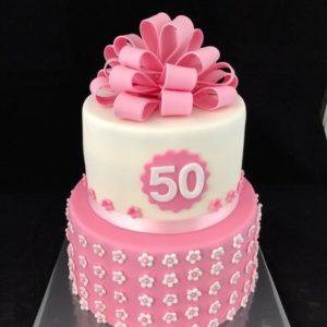 vijftigjaartaart