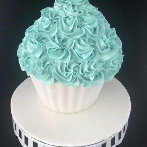 Cakesmash Blauw