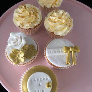 jubileum cupcake