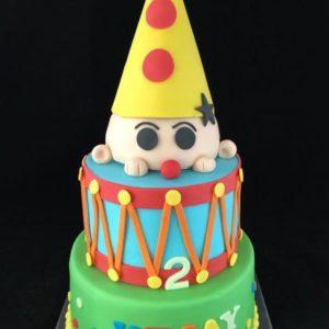 Clowntaart