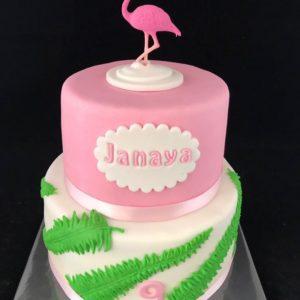 Flamingotaart