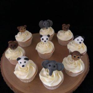 Dieren Cupcake