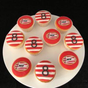 PSV Cupcakes
