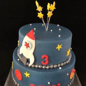 Astro taart