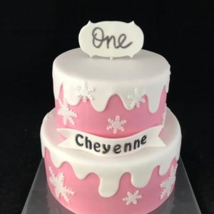 1 jaar taart