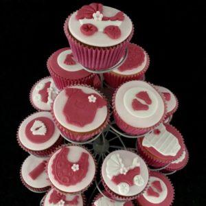 Cupcakes meisje