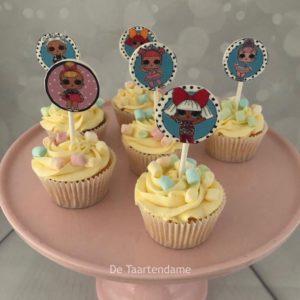 Cupcake snoep