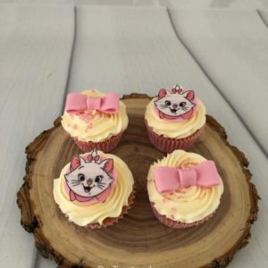 Poes Cupcake