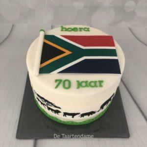 70e verjaardag