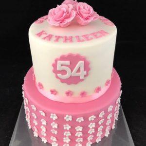 Verjaardagstaart 54