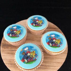 Cupcake Woezel en Pip