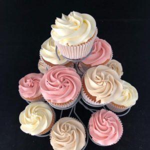 Cupcake met Toef