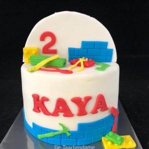 De halve taart 2