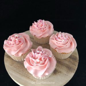 Cupcake rosettetoef