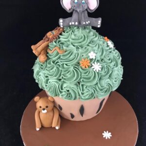 Jungle Smashcake