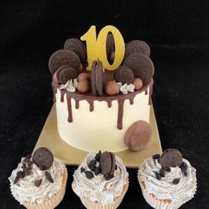 tien jaar taart