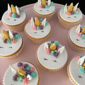 Eenhoon cupcakes