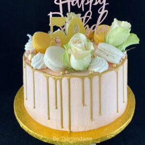 Dripcake 50 jaar