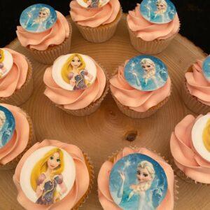 Prinsessencupcakes