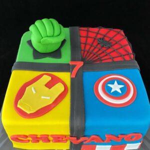 The Avengerstaart