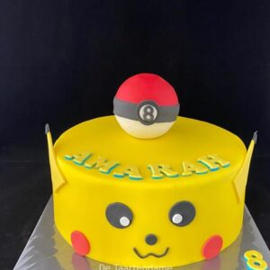 PokemonTaart