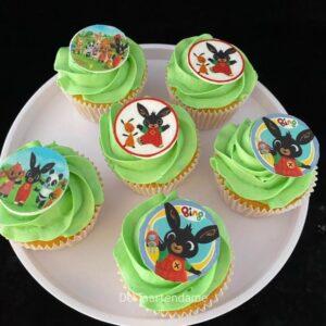 Bing Cupcakes