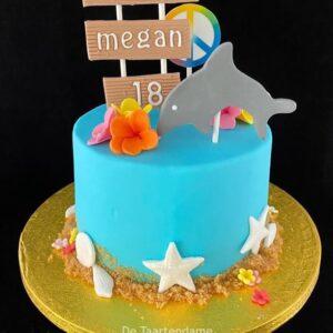 Ibiza taart
