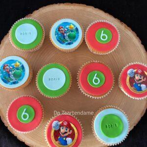 Mariocupcakes