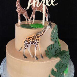 Giraf taart